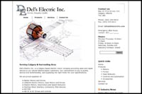 Del's Electric Inc.