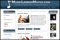 MusicLessonMatch.com